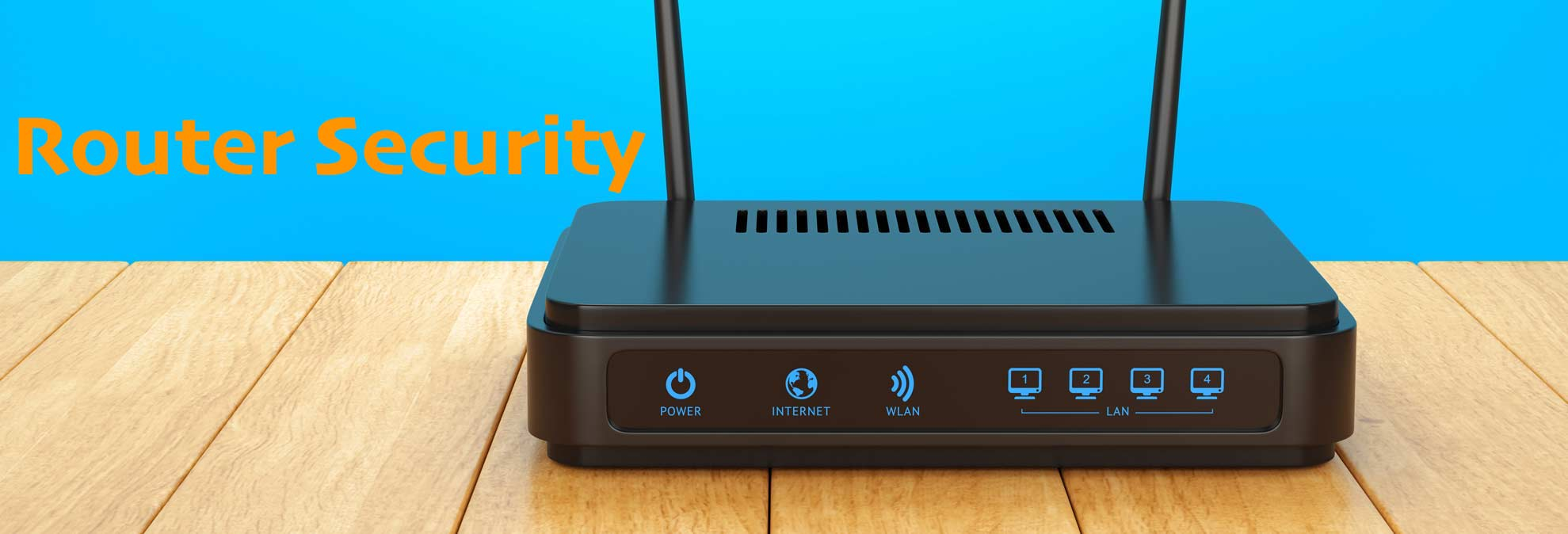 secure your office / home WiFi router