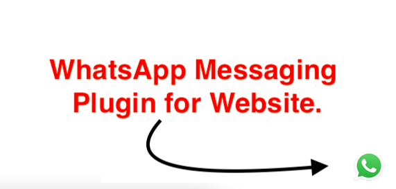 WhatsApp Messaging App Plugin
