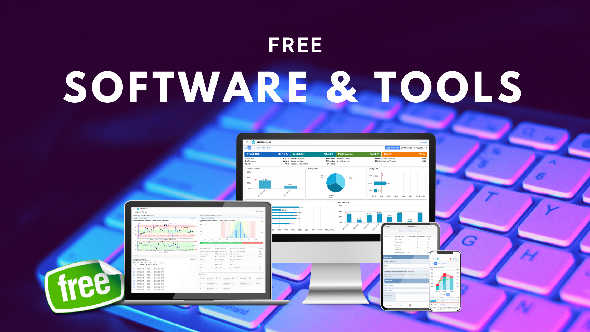 Free Software Tools By M/s VIKASH TECH
